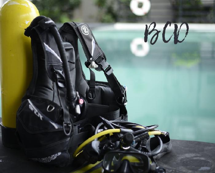 7 Equipments-BCD-Happy Dive